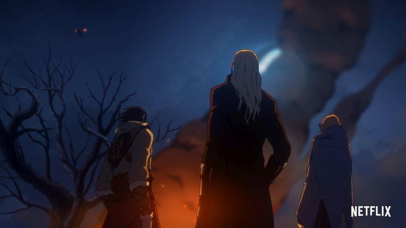 Castlevania - 2ª Temporada