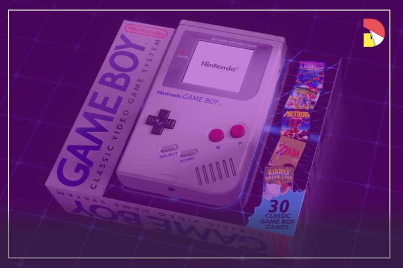 30 anos do Game Boy | Dinastia Rewind
