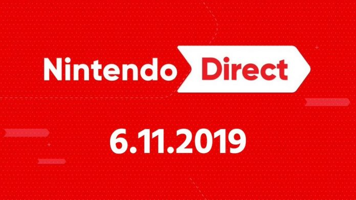 Nintendo Direct E3 2019
