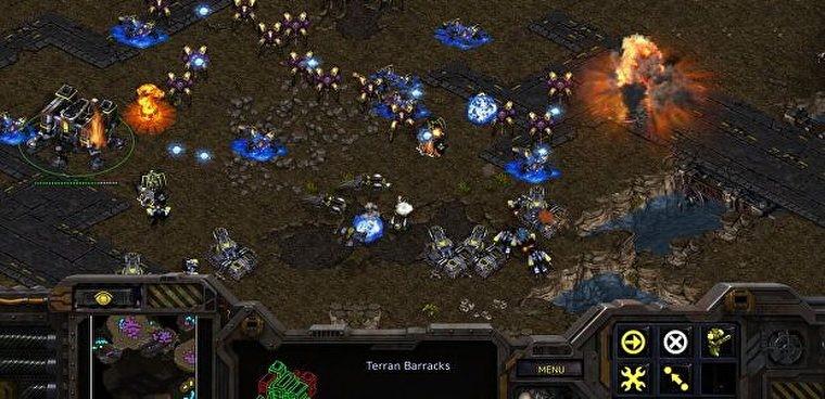Starcraft - Blizzard Entertainment