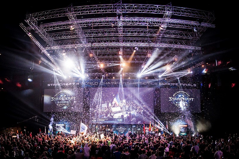 Mundial de Starcraft 2 - Blizzard Entertainment