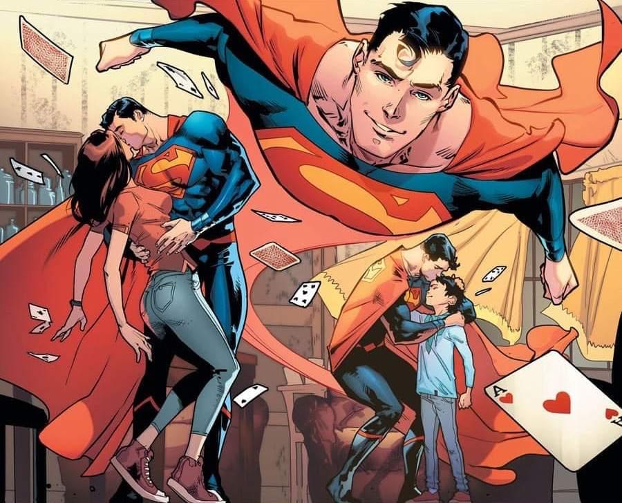 Superman Renascimento