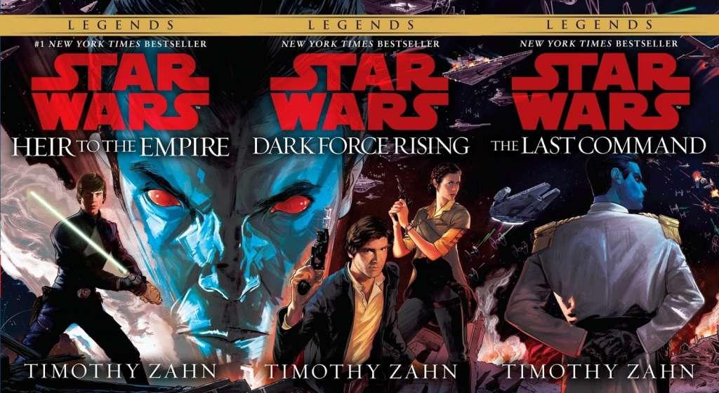 Star Wars - séries literárias